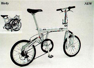 Folding Bicycle Information