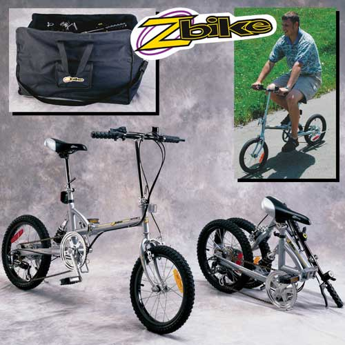 Folding Bicycle Information